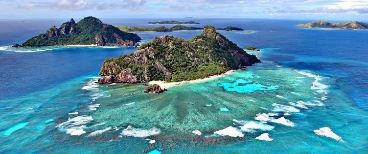 Voyage sur-mesure, Direction les îles Fiji et Salomon
