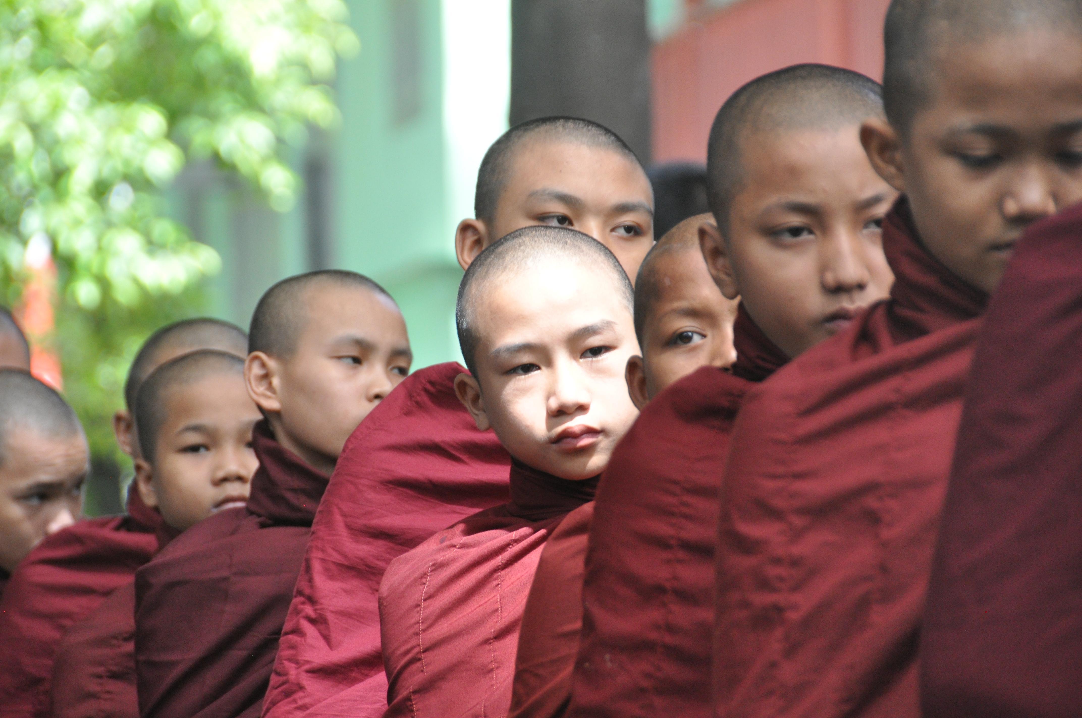 Voyage sur-mesure, Rencontre avec un moine bouddhiste au Myanmar