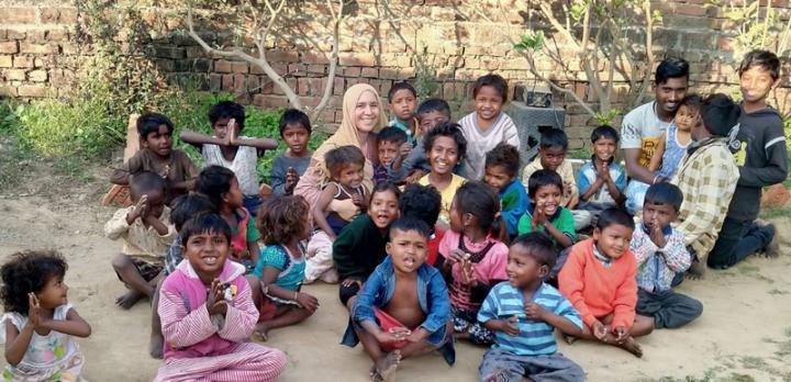 Voyage sur-mesure, Projet Hijos de la luz (Inde) - Des nouvelles