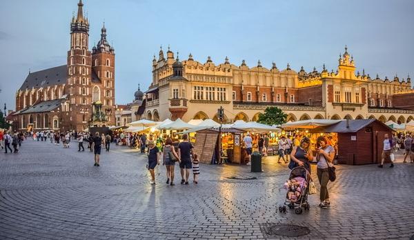 Voyage sur-mesure, Visite guidée de Cracovie