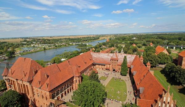 Voyage sur-mesure, Chateau de Malbork
