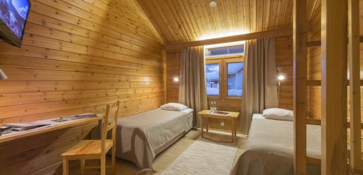 Voyage sur-mesure, Hôtel familial à Enontekiö