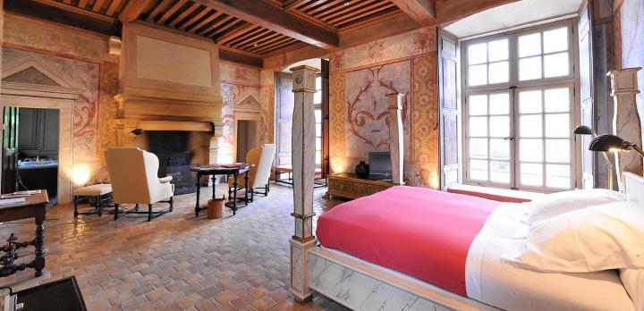 Voyage sur-mesure, Hôtel de luxe dans le Beaujolais