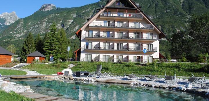 Voyage sur-mesure, Bel hôtel au coeur des montagnes