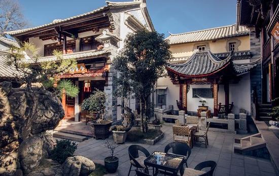Voyage sur-mesure, Shaxi Aofeng Courtyard