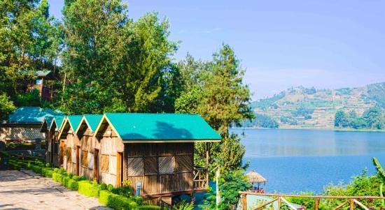 Voyage sur-mesure, Ecolodge sur les rives du lac Bunyonyi