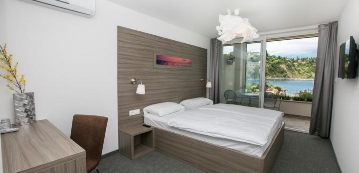 Voyage sur-mesure, Bel hôtel en front de mer avec plage privée