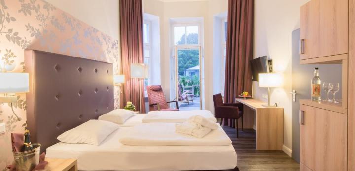 Voyage sur-mesure, Confortable hôtel 4*
