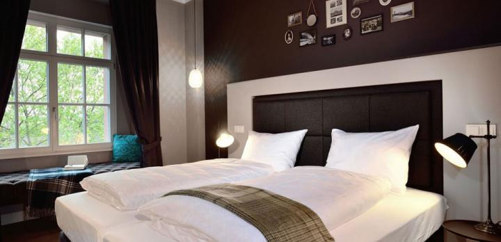 Voyage sur-mesure, Boutique hotel design 4*