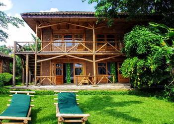 Voyage sur-mesure, hébergement situé au nord du Lac Kivu