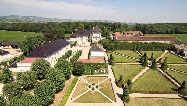 Voyage sur-mesure, Joli château au coeur du Beaujolais