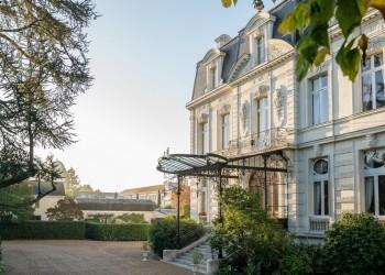 Voyage sur-mesure, Hôtel de charme 5* à Saumur