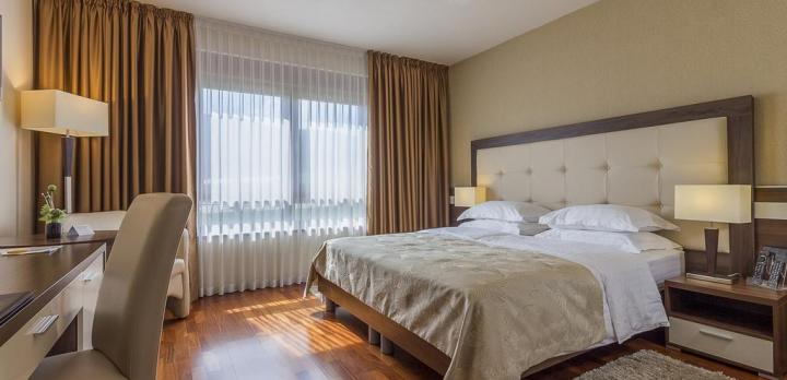 Voyage sur-mesure, Hôtel aux portes du Parc de Plitvice