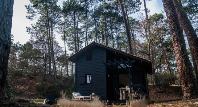 Voyage sur-mesure, Camping écologique au bord du lac de Biscarosse