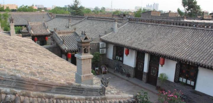 Voyage sur-mesure, City Wall Old House.Ji Residence