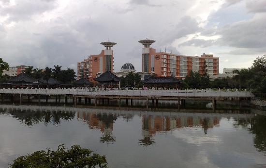Voyage sur-mesure, Guanfang Hotel Honghe