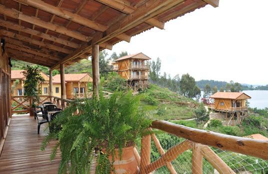Voyage sur-mesure, Lodge sur les rives du Lac Kivu