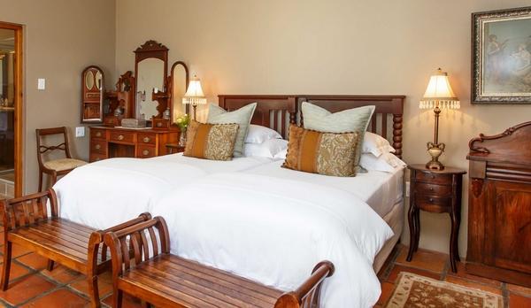 Voyage sur-mesure, Guest House de charme dans le Little Karoo