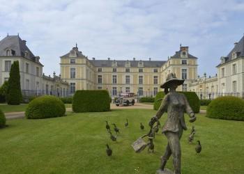 Voyage sur-mesure, Château du XVIIème siècle
