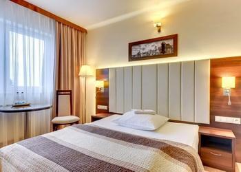 Voyage sur-mesure, Hotel confortable à l'extérieur de la vieille ville