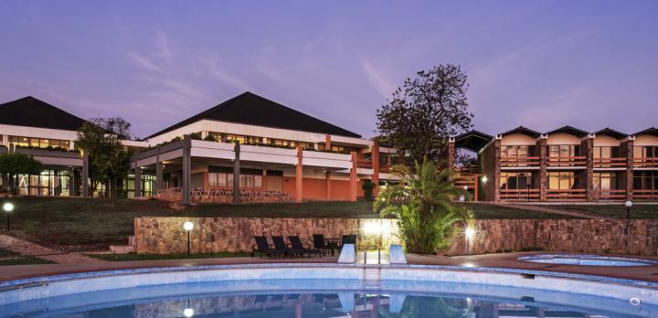 Voyage sur-mesure, Lodge dans le parc de l'Akagera