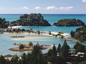 Voyage sur-mesure, Resort 3* à Abel Tasman National Park