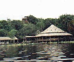 Voyage sur-mesure, Acajatuba Jungle Lodge