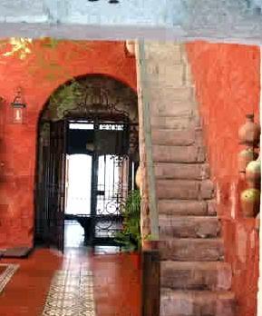 Voyage sur-mesure, Casa de Melgar