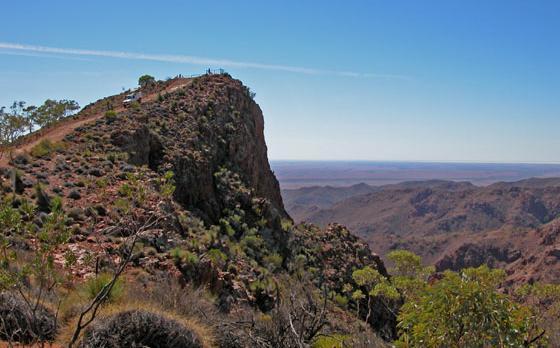 Voyage sur-mesure, Arkaroola resort & Wilderness sanctuary