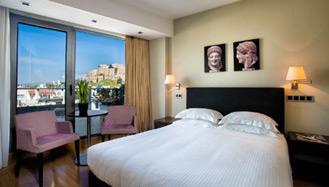 Voyage sur-mesure, The Athens Gate Hotel