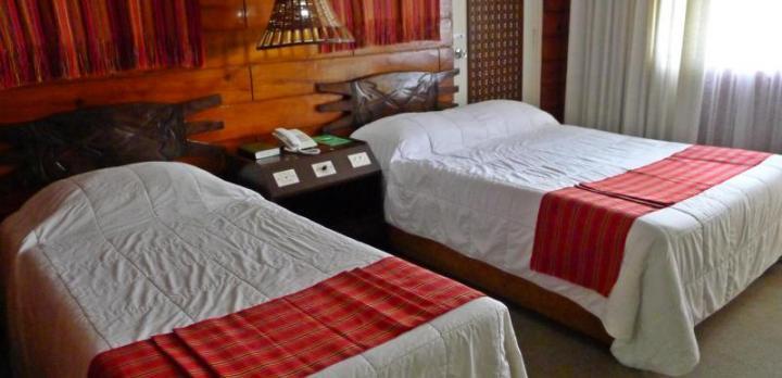 Voyage sur-mesure, Hôtel supérieur à Banaue