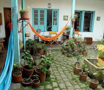 Voyage sur-mesure, Anandamayi Hostel