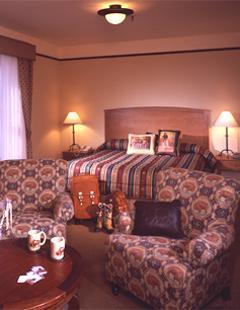 Voyage sur-mesure, Historic Plains Hotel