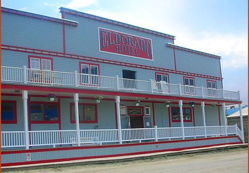 Voyage sur-mesure, Eldorado Hotel