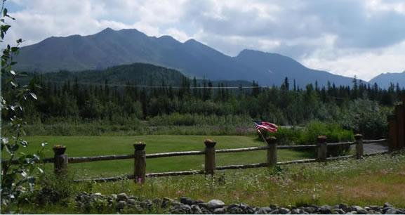 Voyage sur-mesure, Carlo Creek Lodge
