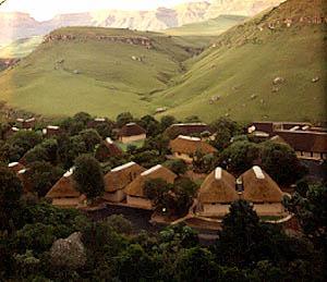 Voyage sur-mesure, Camp à Giant's Castle