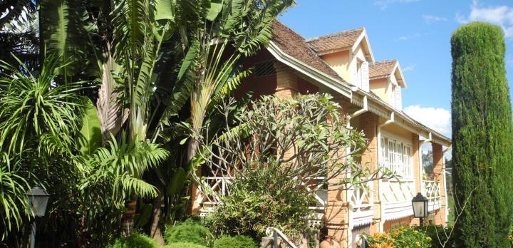 Voyage sur-mesure, Joli guest house à Fianar