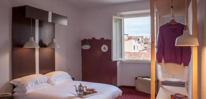 Voyage sur-mesure, Florence Dome Hotel