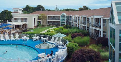Voyage sur-mesure, Hyannis Harbor Hotel