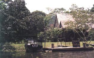 Voyage sur-mesure, Muyuna Lodge