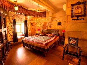 Voyage sur-mesure, Garh Jaisal