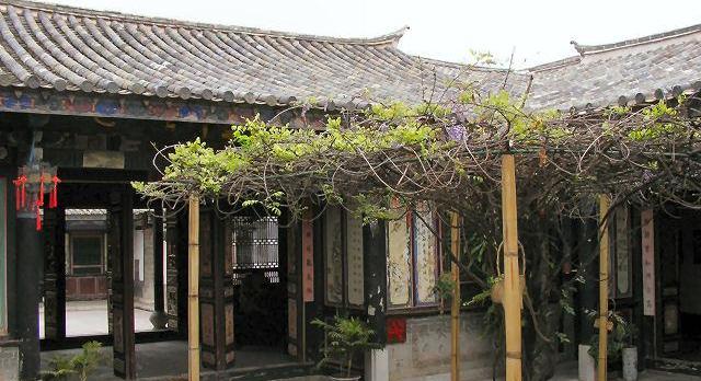 Voyage sur-mesure, Zhu Family Garden Hotel