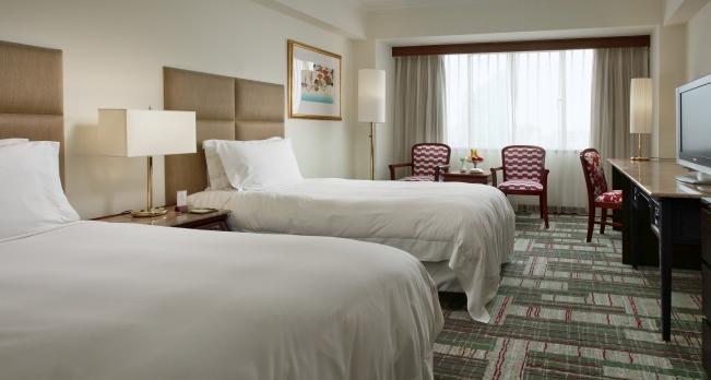 Voyage sur-mesure, Howard Plaza Hôtel
