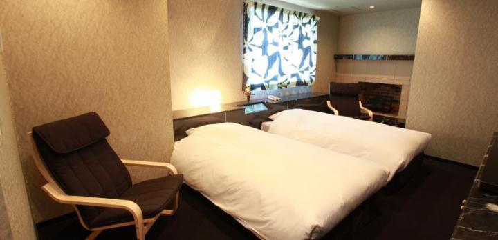 Voyage sur-mesure, Hôtel standard dans le quartier de Gion
