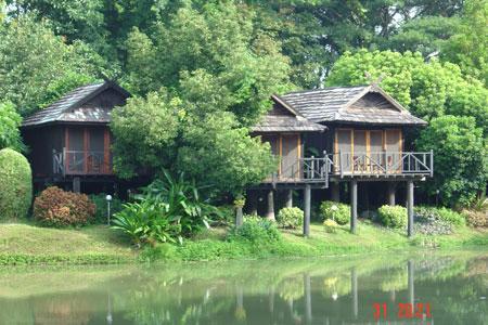 Voyage sur-mesure, Lampang River Lodge