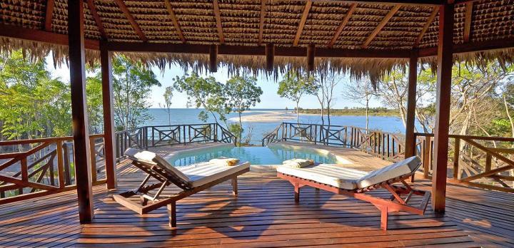 Voyage sur-mesure, Antsanitia Resort