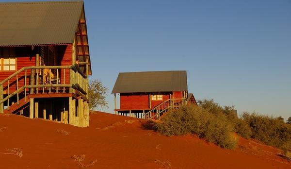 Voyage sur-mesure, Bagatelle Kalahari Ranch