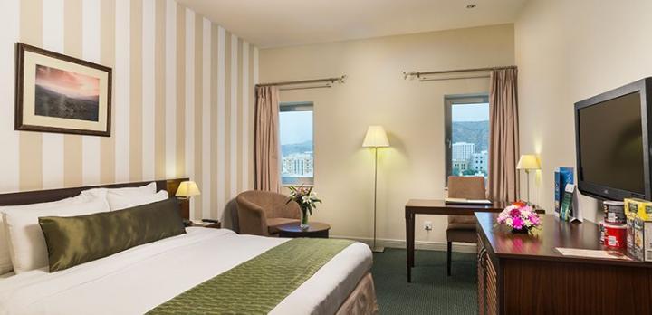 Voyage sur-mesure, Al Falaj Hotel