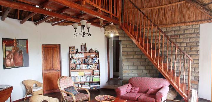 Voyage sur-mesure, Guest house au pied du plateau Makhorane