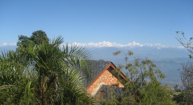 Voyage sur-mesure, Namobuddha Resort